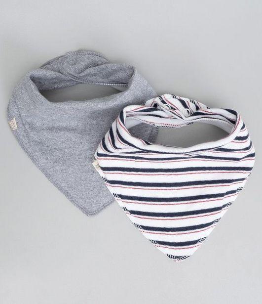 Oferta de Kit Babador em Fleece Infantil - Tam Único  por R$9,9
