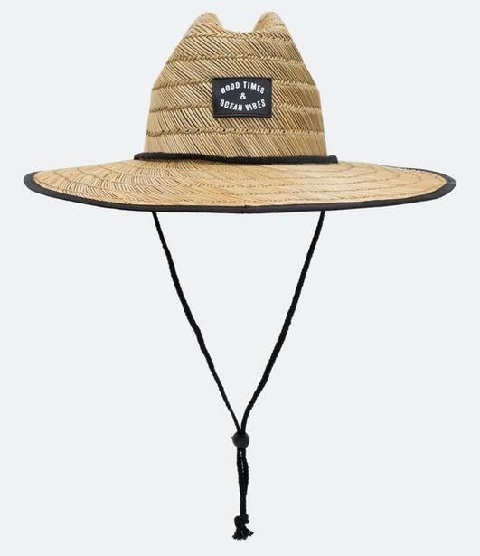 Oferta de Chapéu Masculino em Palha  por R$19,9