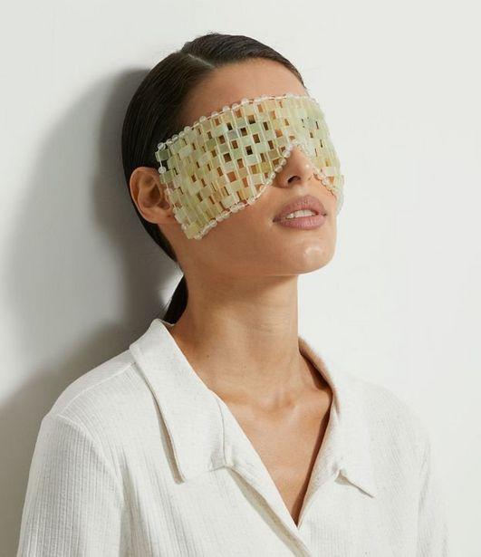 Oferta de Máscara Pedra Jade para Olhos Alchemia  por R$99,9