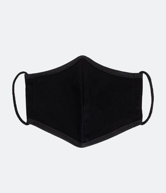 Oferta de Máscara de Tecido Lisa  por R$5,9