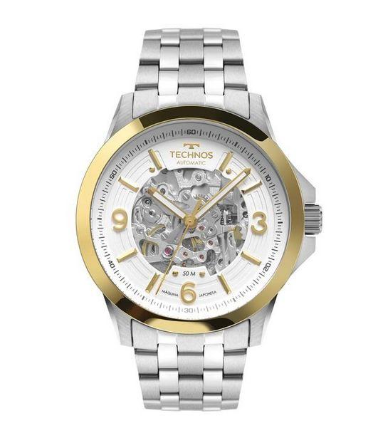 Oferta de Relógio Masculino Technos 8n24al1k Analógico 50M  por R$1019,9