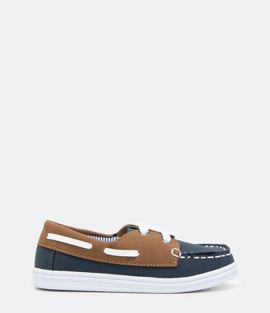 Oferta de Sapato Infantil Dockside - Tam 21 ao 28  por R$69,9