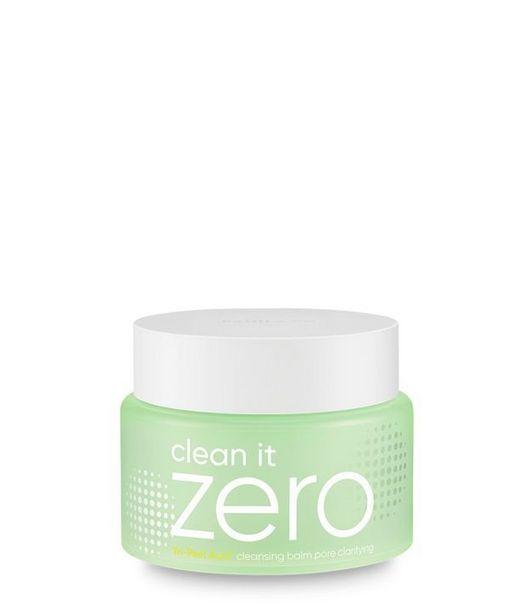 Oferta de Removedor de Maquiagem Clean It Zero Pore Clarifying Banila Co  por R$189,9