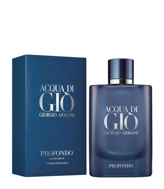 Oferta de Perfume Giorgio Armani Acqua Di Gio Pour Homme Profond Eau de Parfum  por R$509,9