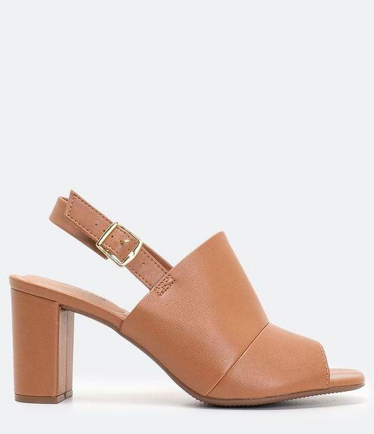 Oferta de Sapato Sandal Boot Beira Rio  por R$119,9