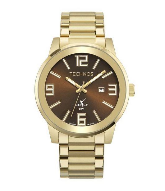 Oferta de Relógio Masculino Technos 2115MWV1M Analógico 50M  por R$329,9