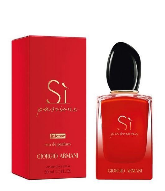 Oferta de Perfume Feminino Giorgio Armani Si Passione Intense Eau de Parfum  por R$429,9