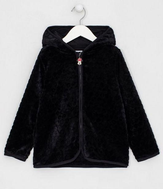 Oferta de Jaqueta Infantil em Fleece Minnie - Tam 5 a 14 anos  por R$89,9