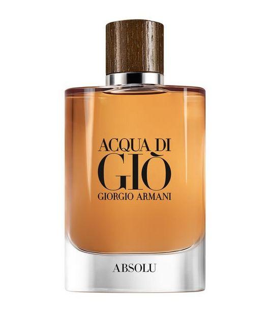 Oferta de Perfume Acqua Di Gio Pour Homme Absolu Masculino Eau de Parfum  por R$379,9