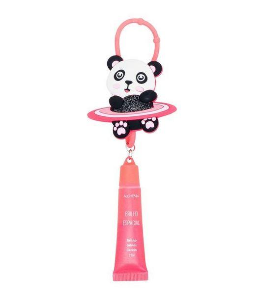 Oferta de Brilho Labial Alchemia Holder Panda Espaço  por R$15,92