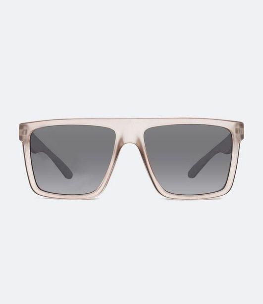 Oferta de Oculos de Sol Masculino Quadrado  por R$59,9