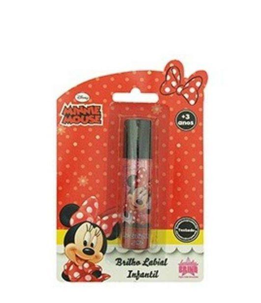 Oferta de Brilho Labial Infantil Minnie - Disney  por R$13,5