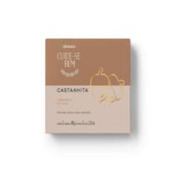 Oferta de Sabonete Em Barra Duo Cuide-Se Bem Castanhita, 2 Unidades De 80 g Cada por R$8,9