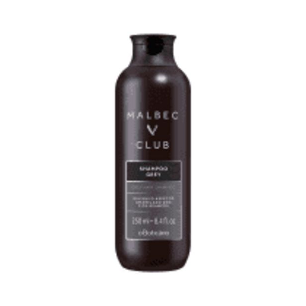 Oferta de Shampoo Grey Club, 250ml por R$31,9