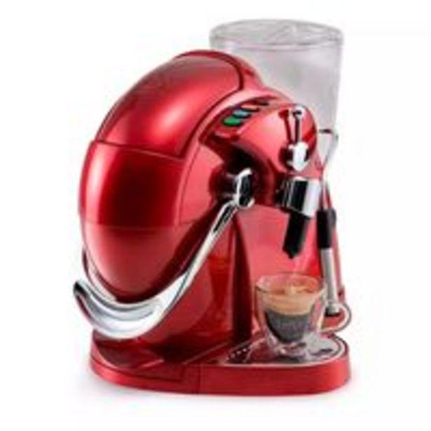 Oferta de Máquina de Café Expresso 3 Corações Gesto Vermelha por R$649,99