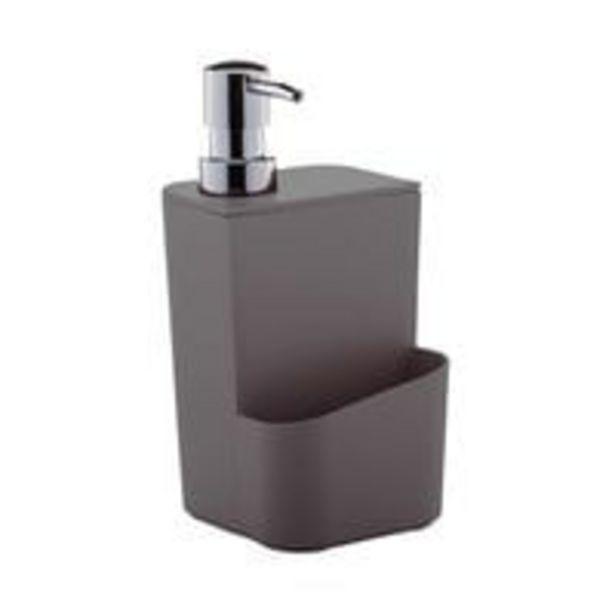 Oferta de Dispenser Para Detergente Martiplast Nordi 650ml Chumbo por R$19,98