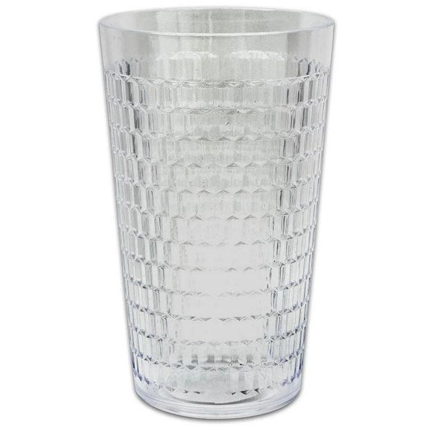 Oferta de Copo Le Acrílico Cristal 450ml por R$12,99