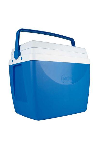 Oferta de Caixa Térmica Mor 34l Azul por R$99,99