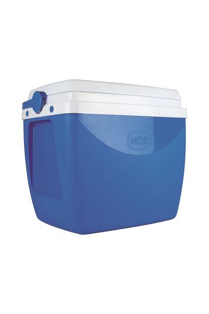 Oferta de Caixa Térmica Mor 18l Azul por R$69,99