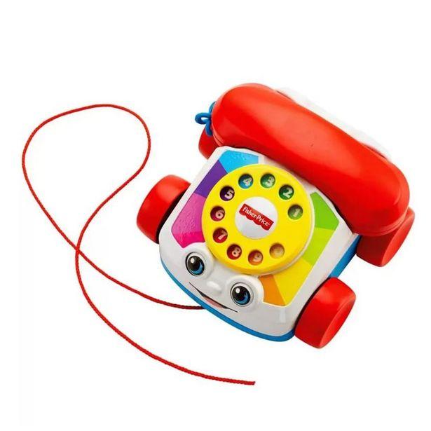 Oferta de Telefone Feliz Fisher Price por R$59,99