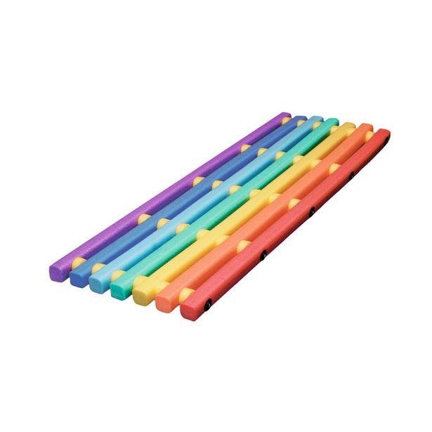Oferta de Esteira Flutuante Para Piscina Belfix Colorida 1,61x55x6cm por R$129,99
