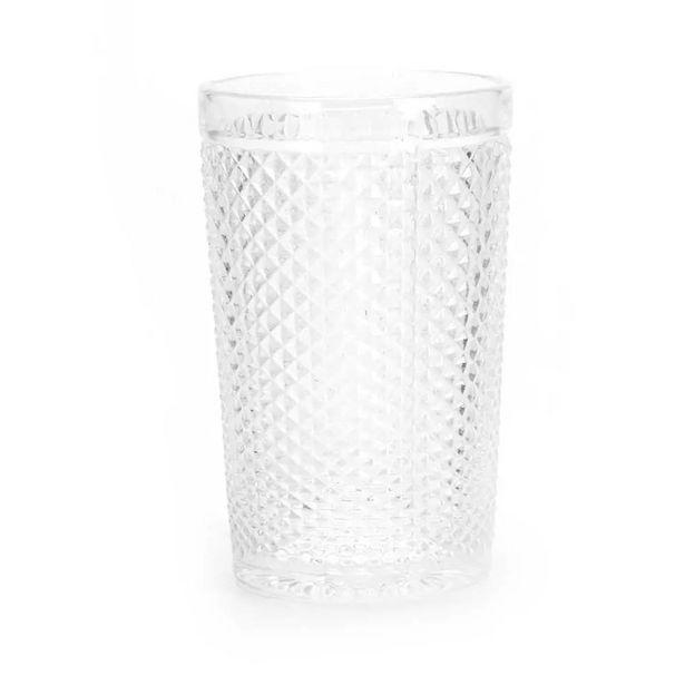 Oferta de Copo Le Bico de Jaca Vidro Transparente 370ml por R$19,99