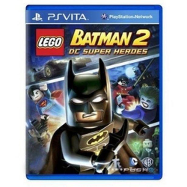 Oferta de LEGO Batman 2: DC Super Heroes PS Vita por R$189,99