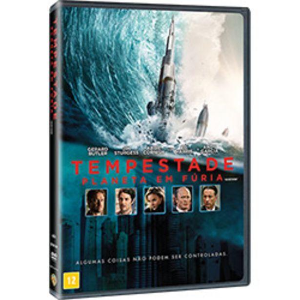 Oferta de DVD - Tempestade Planeta em Fúria por R$29,9