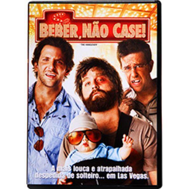 Oferta de DVD Se Beber, Não Case por R$16,99