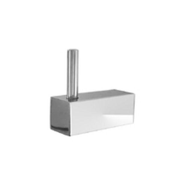 Oferta de Cabide Aço Inox Maciço Alto Padrão 306vip Grego Metal por R$79,88