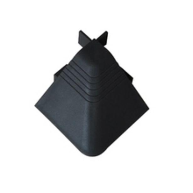 Oferta de Kit Cantoneira para Deck de Madeira Ebano 90x25cm Hoggan por R$11,9
