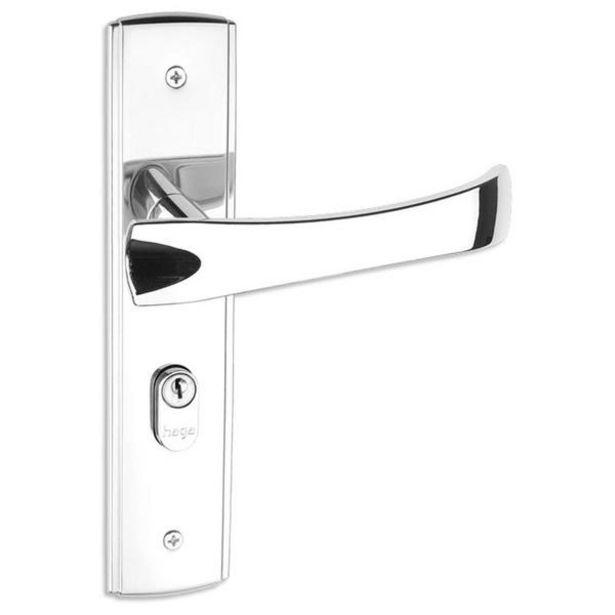Oferta de Fechadura Haga - Eco - Espelho 283 - Externa - 22103b por R$76,55