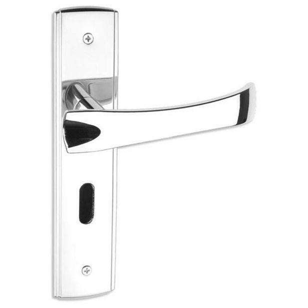 Oferta de Fechadura Haga - Eco - Espelho 283 - Interna - 22104b por R$56,43