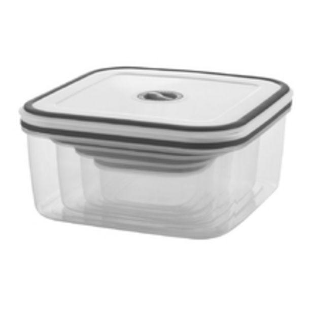 Oferta de Kit Potes Electrolux 4 Peças por R$39,64