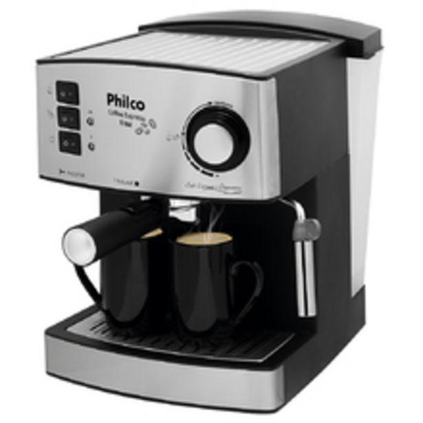 Oferta de Cafeteira Philco Coffee Express 127v por R$499,9