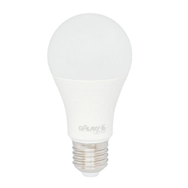 Oferta de Lâmpada LED Bulbo Luz Branca 12W Bivolt Galaxy LED por R$14,9