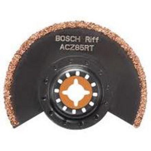 Oferta de Disco de Corte Segmentado grão 80 ACZ 85 RT para GOP Bosch por R$99,9