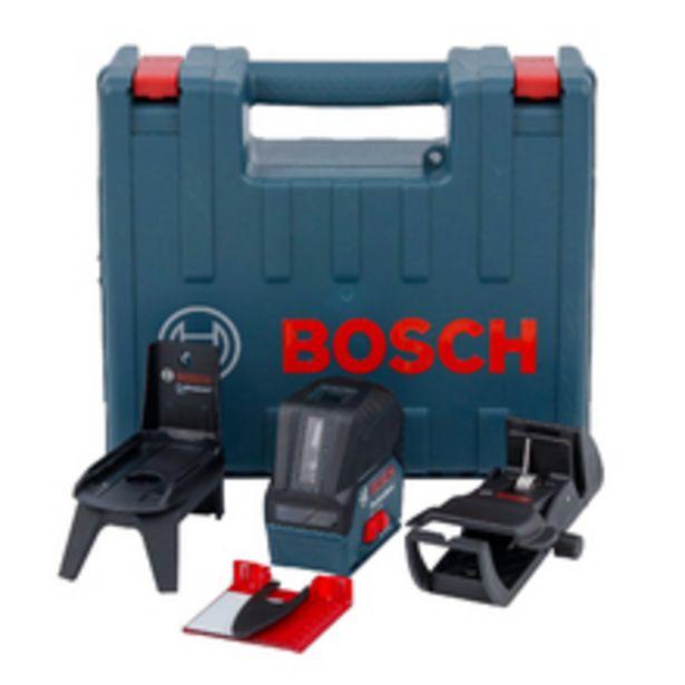 Oferta de Nível a Laser Vermelho 15m GCL 2-15 Bosch por R$689,9