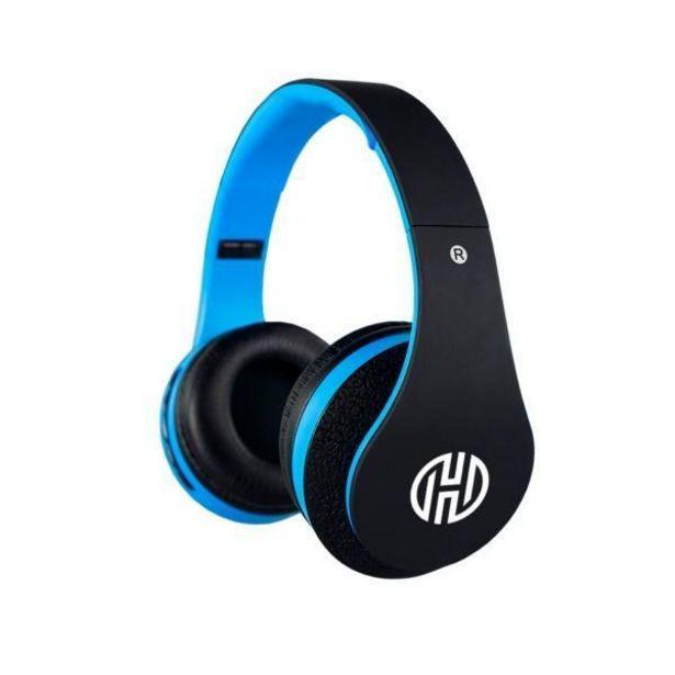 Oferta de Fone De Ouvido Headphone Bluetooth P2 Micro Sd Fm F-038p por R$143,9