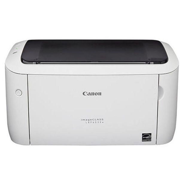 Oferta de Impressora Laser Canon Lbp6030w - Preto E Branco por R$1385,99