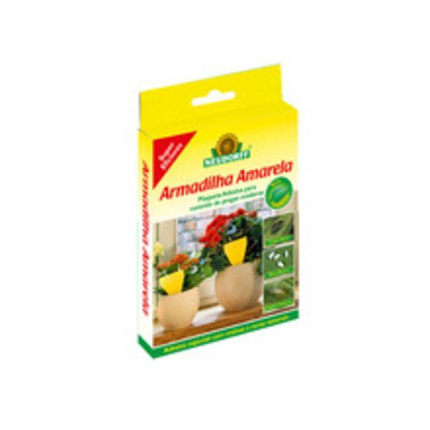 Oferta de Armadilha Amarela Plantas Baixas Neudorff por R$20,9