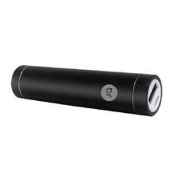 Oferta de Carregador Portátil Power Bank 2.600mah 357 Bright por R$12,9
