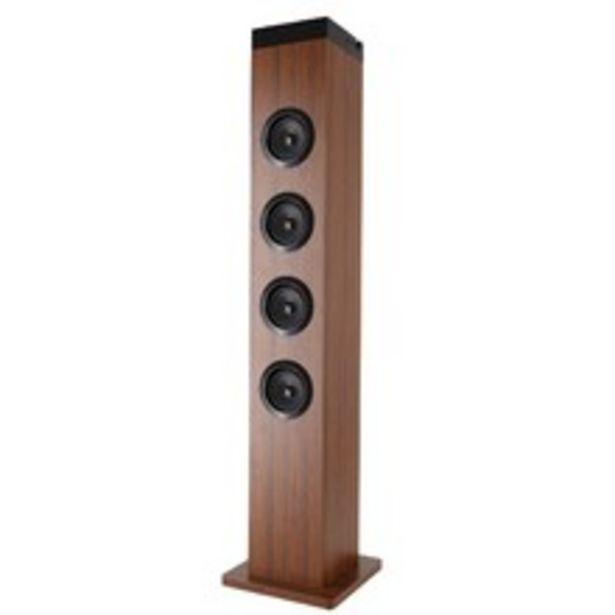Oferta de Caixa Acústica Torre Philco Pts300bt Bivolt por R$599