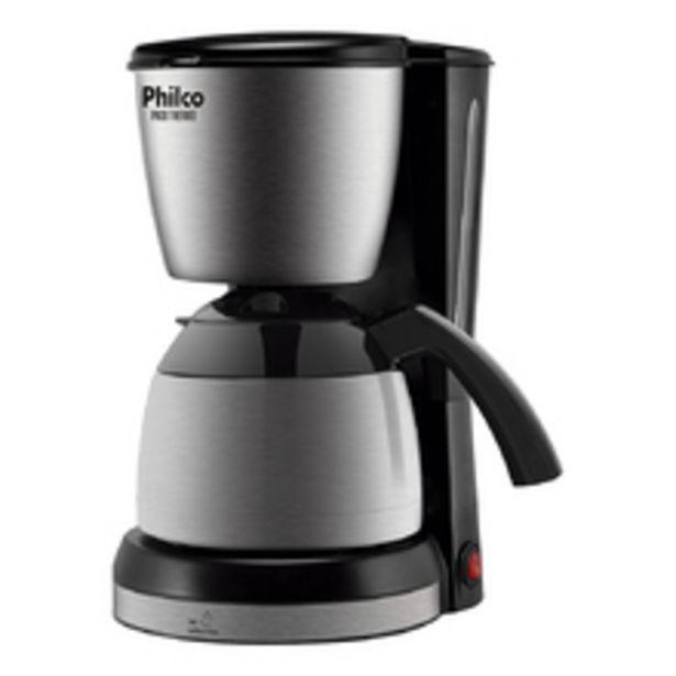 Oferta de Cafeteira Philco Ph30 Thermo 220v por R$249,9