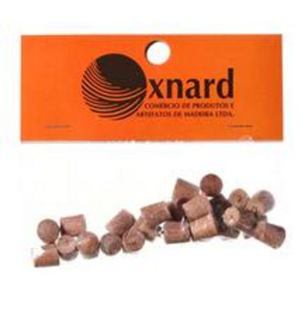 Oferta de Cavilha de Madeira 10x10mm Oxnard por R$8,9