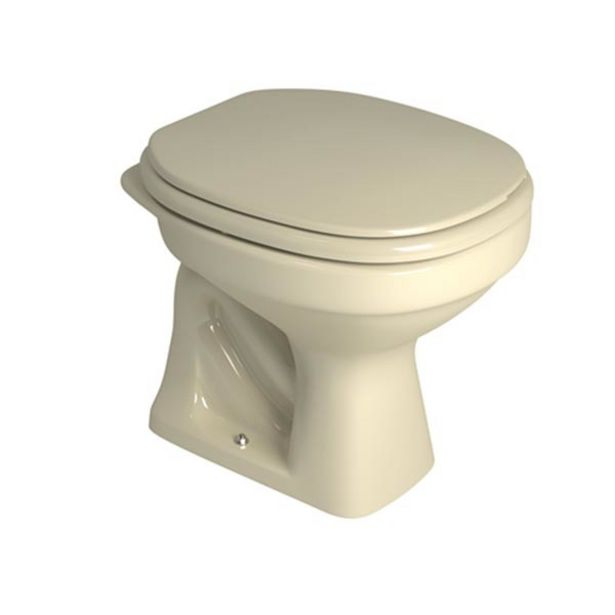 Oferta de Vaso Sanitário Convencional Saída Vertical Aspen Creme Deca por R$187,9