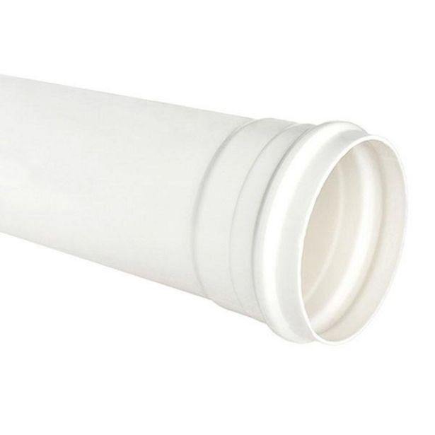 """Oferta de Cano PVC para Esgoto 150mm ou 6"""" 3m Equation por R$135,9"""