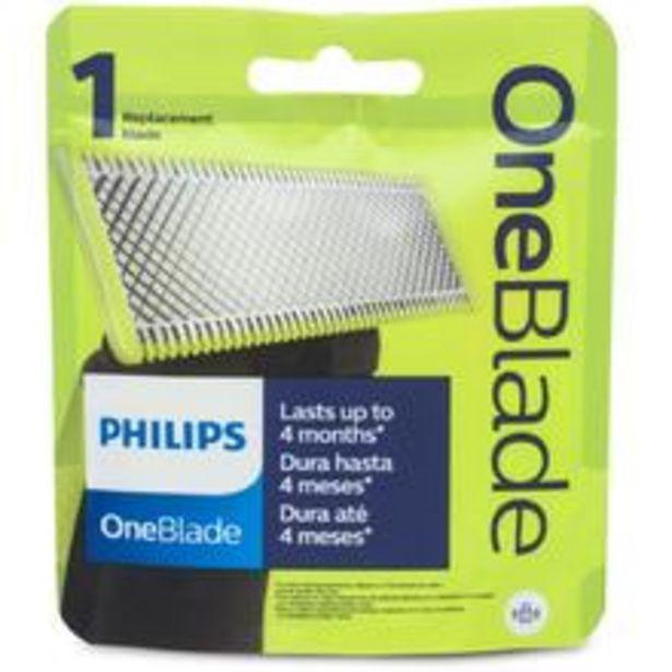 Oferta de Lâmina Oneblade Philips - Qp210/51 por R$69,9