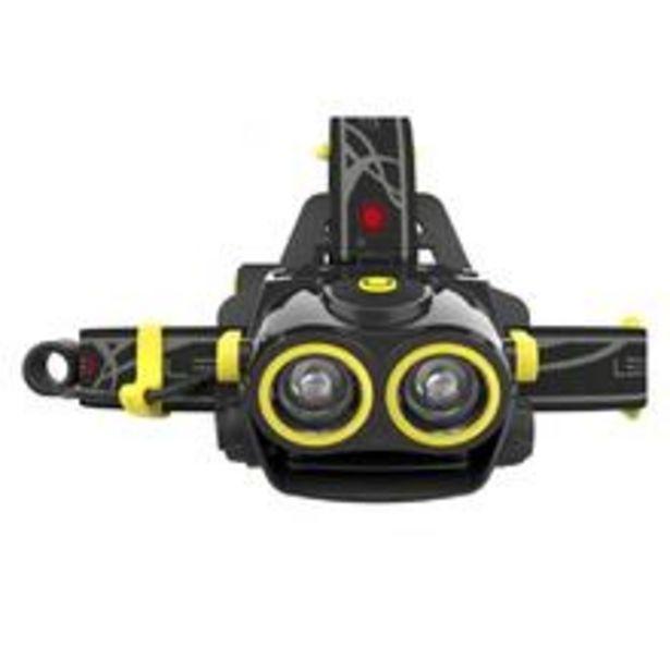 Oferta de Lanterna De Cabeça Reca Ledlenser Ixeo 19r 2000 Lúm Boost por R$2336,99