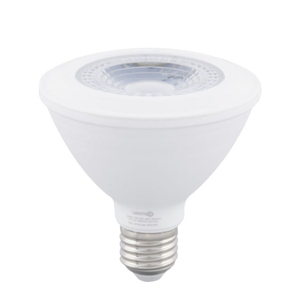 Oferta de Lâmpada LED PAR30 Luz Neutra 12W Lexman Bivolt por R$19,9